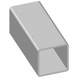 vierkante buis