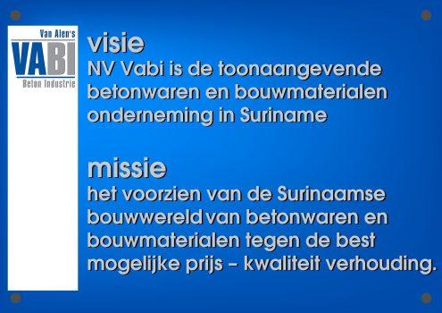 MISSIE VISIE VABI-zonder rand